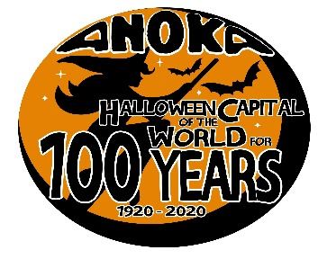 Anoka Halloween Button
