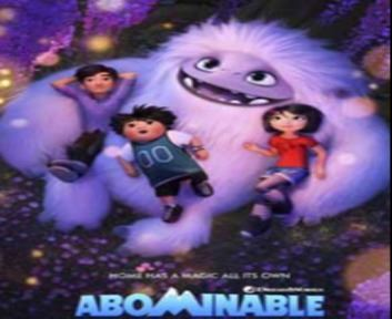 Abominable Movie Poster alternate
