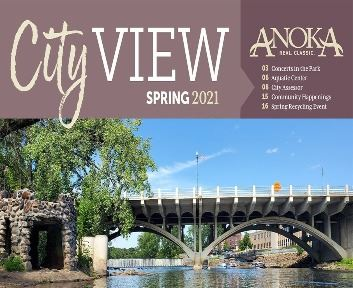 Anoka Newsletter Cover