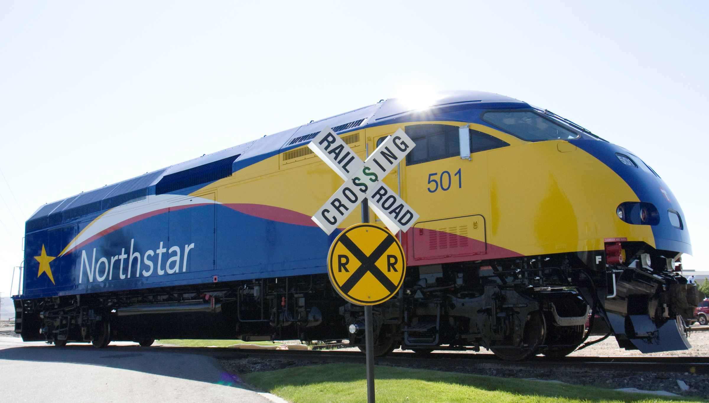 NorthStar commuter train