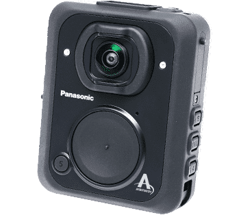 Panasonic Arbitrator Body Worn Camera